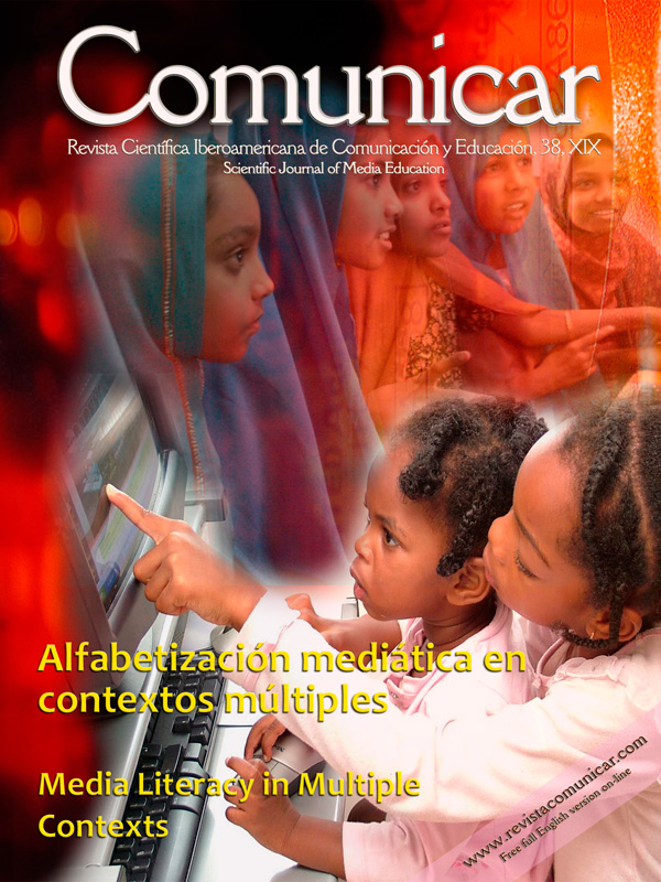 Revista Comunicar - Alfabetización mediática en contextos múltiples